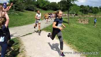 Lambersart : trois cents élèves ont couru pour combattre les maladies rares - La Voix du Nord