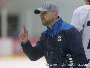 Jets lose long-time coach Vincent to Blue Jackets - High River Times