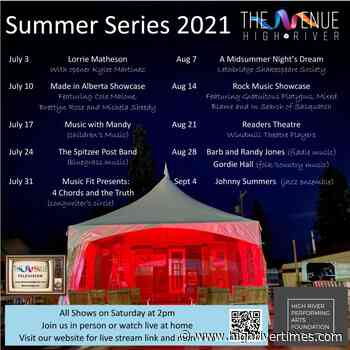 Venue Summer Series has something for everyone - High River Times