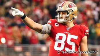 49ers' Kittle: TEs 'do everything,' deserve respect