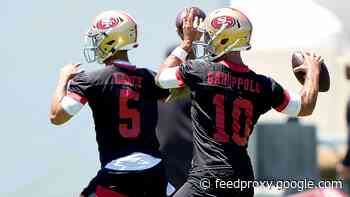 'Competition just breeds more success': Joe Staley weighs in on 49ers' QB situation