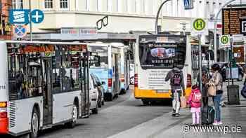 Siegen und Kreuztal: Die meisten Busse sind pünktlich - Westfalenpost