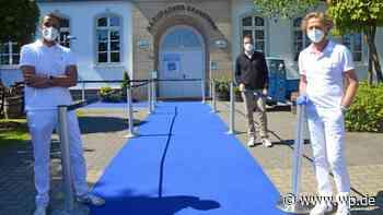 Kreuztal: Impftermine in der Krombacher Brauerei buchbar - Westfalenpost