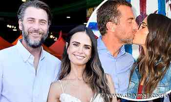 Jordana Brewster reflects on splitting from husband Andrew Form after 13 years of marriage