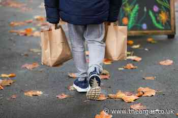 Brighton child poverty rises as more eligible for free meals