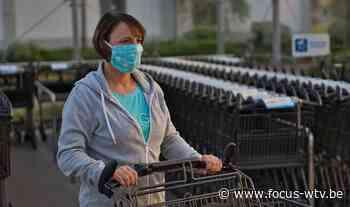 Mondmaskerplicht versoepelt verder in West-Vlaanderen - Focus en WTV