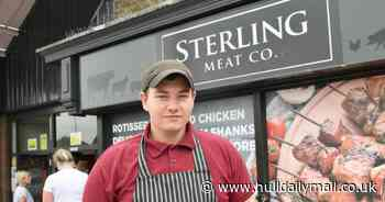 Teen butcher's heroic effort to save dad who collapsed in Bransholme