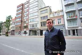 """Reeks appartementsgebouwen tegen de vlakte voor nieuwbouwproject: """"Na vijftig jaar zijn ze niet meer conform aan alle normen"""""""