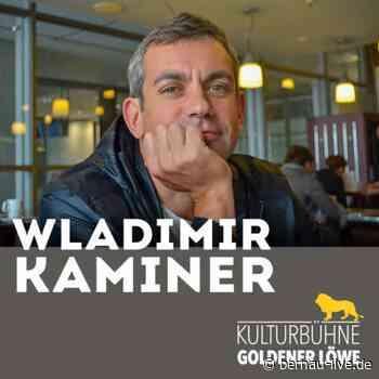 Wladimir Kaminer gastiert mit einer Liebeserklärung in Wandlitz - Bernau LIVE
