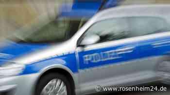 """Mit 1,6 Promille """"frech"""" der Polizei Brannenburg die Vorfahrt genommen"""