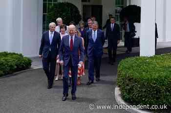 Analysis: Biden rebuts doubts, wins bet on bipartisanship