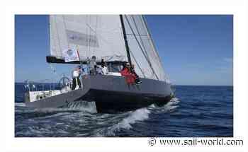 Jean-Pierre Dicks sets new Route Saint Pierre Lorient transat record - Sail World