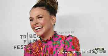 """Sutton Foster Shares Her """"Green Routine"""" and Sustainable Crafting Tips - Green Matters"""