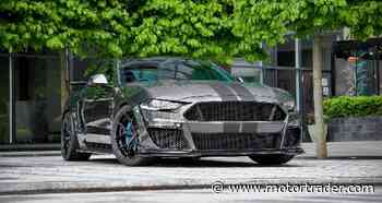 Clive Sutton launches reworked Mustang for the UK market - Motor Trader