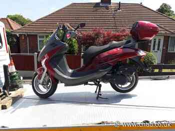 'Hat-trick' of offences leads to teen having bike seized on Sutton estate - Mansfield and Ashfield Chad