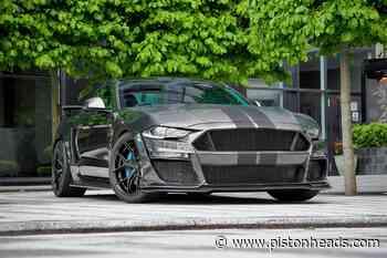 Clive Sutton unveils 859hp CS850GT - Pistonheads.com