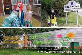 Little Sutton Scarecrow Festival returns | Chester and District Standard - The Chester Standard - The Chester Standard