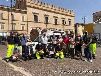 """Pesaro, i """"Progetti del Cuore"""" consegnano alla Protezione civile un Fiat Doblò - Occhio alla Notizia"""