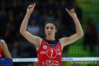 - Megabox Vallefoglia, ingaggiata la centrale ex Volley Pesaro Viola Tonello - pu24.it
