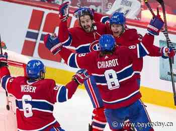Canadiens advance to Stanley Cup final for the first time since 1993