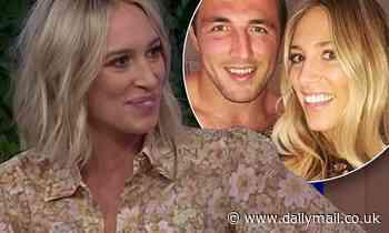 Phoebe Burgess reveals why she still uses her NRL star ex-husband Sam's last name