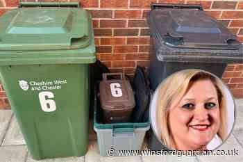 Cheshire West and Chester Council responds to green bin change criticism - Winsford Guardian