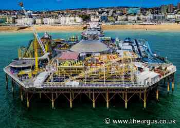Brighton Palace Pier visitors wrongly charged thousands