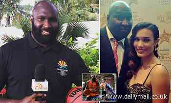 NBA and NBL star Nathan Jawai hated being compared to Lakers and Heat legend Shaquille O'Neil