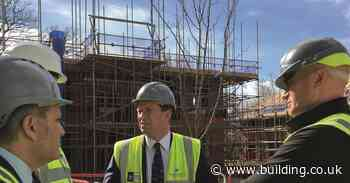 Barratt and Mace chiefs join group set up to put housebuilding at front of government's post-covid recovery
