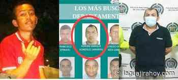 Fuente humana delató a alias 'Adrian' señalado de asesinar adolescente en Maicao - La Guajira Hoy.com