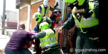 En Maicao arremeten contra contratistas de empresa Air-e - La Guajira Hoy.com