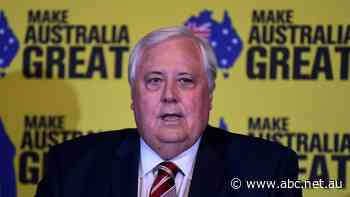 Court orders Clive Palmer's company to pay $102m to liquidators over Queensland Nickel collapse