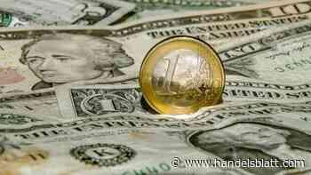Euro/Dollar : Euro legt leicht zu und bleibt über 1,19 US-Dollar