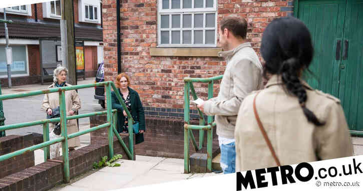Coronation Street spoilers: Fiz Stape is horrified to discover that Alina Pop is pregnant