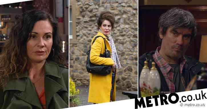 Emmerdale spoilers: Chas and Cain have no sympathy as ill Faith Dingle collapses