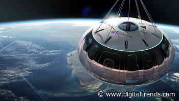 For $125K, you can hitch a ride to the edge of space on a giant balloon