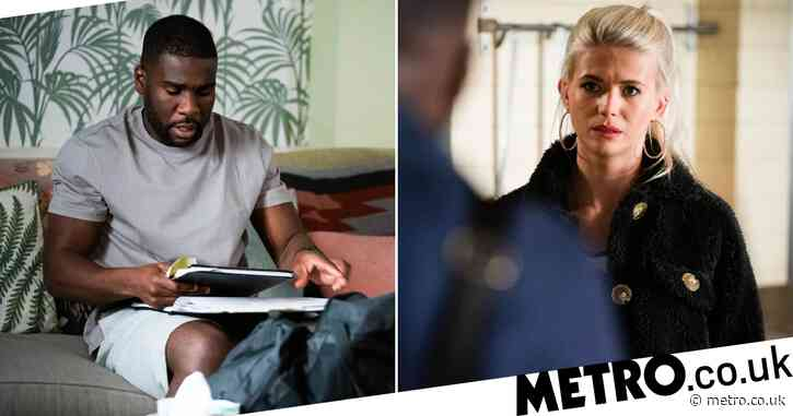 EastEnders spoilers: Isaac Baptiste's behaviour spirals out of control as Lola Pearce is left afraid