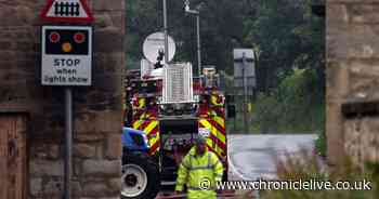 Firefighters tackling blaze at Hexham paper mill - updates