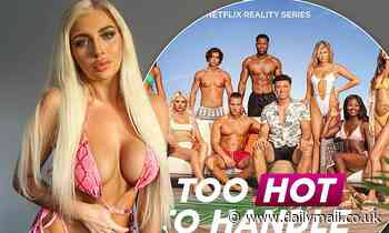 Too Hot to Handle's Larissa Trownson went on the racy Netflix show to help breakdown stereotypes