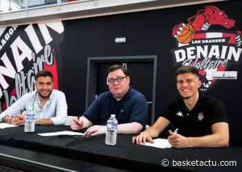 Denain : Efianayi arrive, Missonnier reste - BasketActu.com