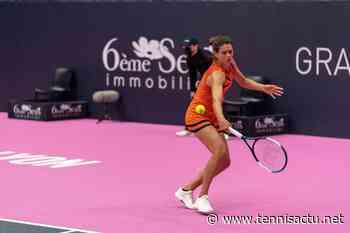Denain (W25) : Chloé Paquet seule bleue en demi-finale - Tennis Actu