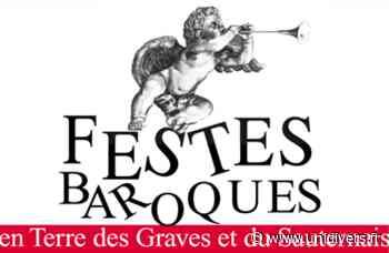 2021-06-05 Podensac Festes Baroques : Rendez-vous au Jardin - Parc Chavat, . Gironde - Unidivers