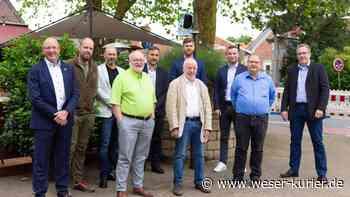Neuer Unternehmertreff kommt bei Wessels in Leeste zusammen - WESER-KURIER