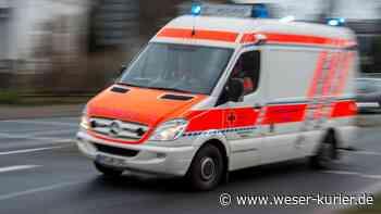 Leeste: Radfahrer stürzt und verletzt sich schwer - WESER-KURIER