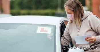 Driving instructor coughed up blood after catching Covid twice from learners