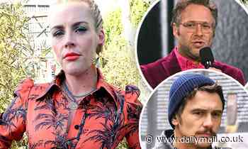 Busy Philipps weighs in on Seth Rogen hinting his relationship with James Franco has ended