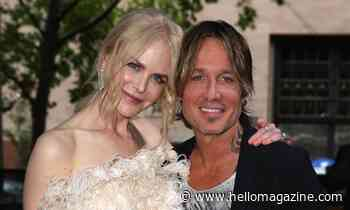 Nicole Kidman's wedding anniversary post with Keith Urban divides fans