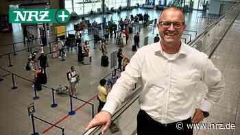 Airport Weeze: So blickt der Geschäftsführer in die Zukunft - NRZ