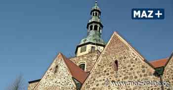 Deutschland-Bilder in der Marienkirche Bad Belzig - Märkische Allgemeine Zeitung
