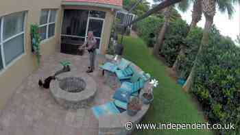 Florida mother says her son, 16, tased in back garden in alleged racial profiling case
